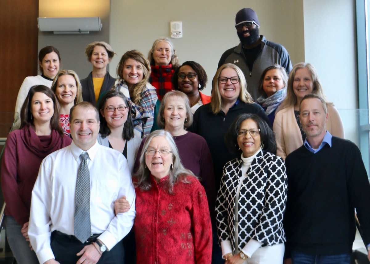 HPC Faculty & Staff, February 2020